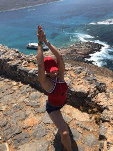 Magdala szkoła jogi, wakacje z jogą